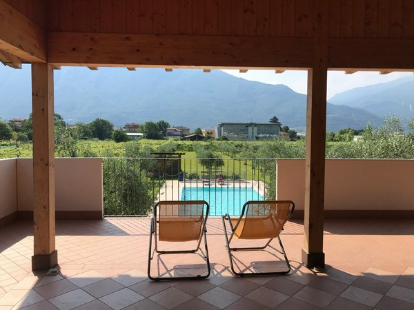 Apartments m2 60 | Agriturismo Maso Bergot | Your Farm Holiday on Lake Garda, in Arco, in Trentino.