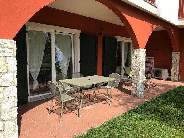 Apartments m2 45 | Agriturismo Maso Bergot | Your Farm Holiday on Lake Garda, in Arco, in Trentino.